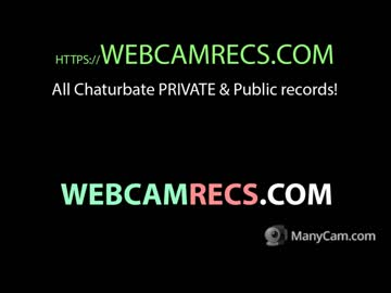 Chaturbate webcamrecs